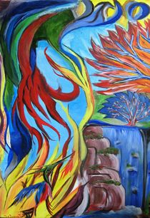 The Burning Tree II 2 von 2 by wittery