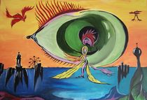 The Eye by wittery
