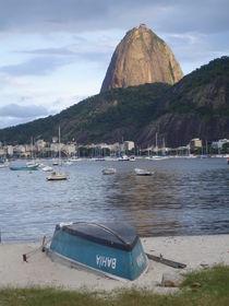 Zuckerhut von Rio de Janeiro by Schernberg Erwin