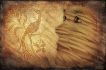 Paradiesvögel II von Oliver Lege