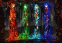 Four Elements von Frank Siekmann