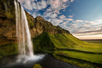 'Seljalandsfoss' by Henrik Spranz