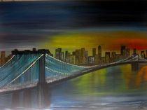 Brücke USA by Pia-Susann Roese