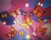 Schmetterlinge by Pia-Susann Roese