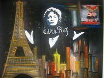 Edith Piaf by Pia-Susann Roese