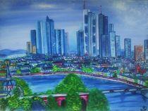 Frankfurt by Pia-Susann Roese