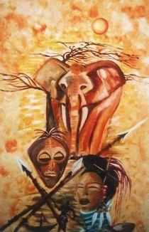Afrika von Pia-Susann Roese