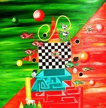 Fantasie-Spiel by Pia-Susann Roese