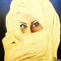 Orientalische Frau von Pia-Susann Roese