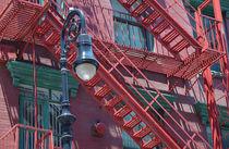 New York City -  SoHo by Doris Krüger