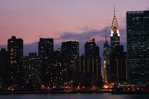 New York City - Skyline by Doris Krüger