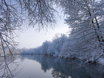 Winter-See by Michael S. Schwarzer