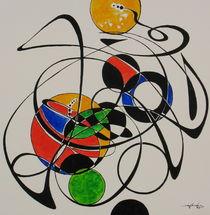 Weltraum: Kosmische Rhythmik 6 von Dieter Holzner