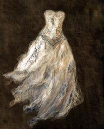 flying dress von Christine Lamade