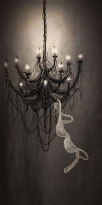 Bh am Kronleuchter by Christine Lamade