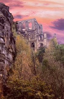 Magisches Kloster von Dan Kollmann