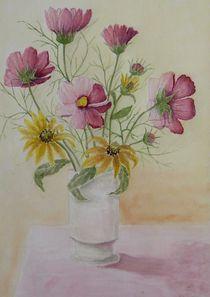 Sommerblumen by Bärbel Drechsler