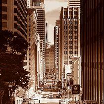 Street of San Franzisko, Brownie von Susanne Surup