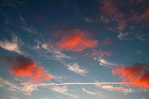 Rote Wolken von ropo13