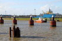 Hafenausfahrt von ropo13