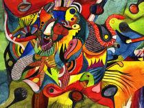 Der Traum von einer bunten Welt by pahit