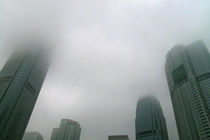 Hong Kong smog by Oliver Gräfe