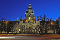 Rathaus Hannover by Oliver Gräfe