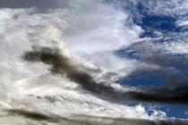 Karthause Wolken II von Oliver Gräfe