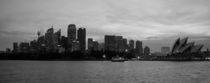 Sydney Skyline by Stefan Schaefers