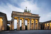 Brandenburger Tor II by bromberger
