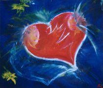 verliebtes Herz by Anett Lehmann