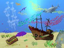 Unterwasserwimmelbild von Andrea Meyer