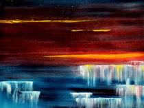 Waterfalls 3 von abstrakt