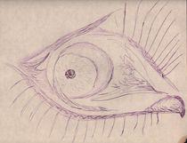 Auge von Oleg Kappes