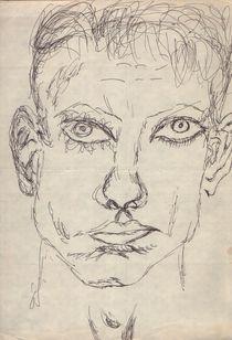 Autoportrait von Oleg Kappes