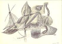 Schiff, funktionsfremd von Oleg Kappes