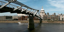 Millennium Bridge by annette nettesart