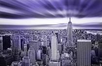 Manhattan  by Städtecollagen Lehmann