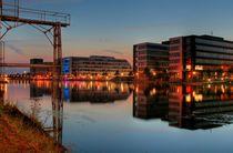 Duisburg - Sprungbrett  von Städtecollagen Lehmann