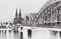 Köln von Städtecollagen Lehmann