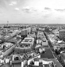 Skyline - Berlin  von Städtecollagen Lehmann