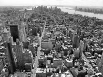 Manhattan von Städtecollagen Lehmann