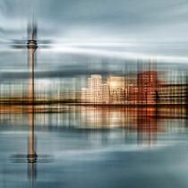 Düsseldorf  by Städtecollagen Lehmann