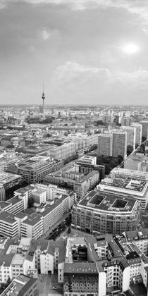 Berlin 02 by Städtecollagen Lehmann