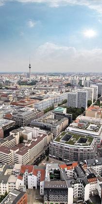 Berlin  von Städtecollagen Lehmann