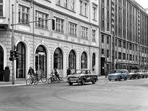 Berlin Mitte  by Städtecollagen Lehmann