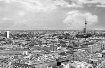 Skyline Berlin von Städtecollagen Lehmann