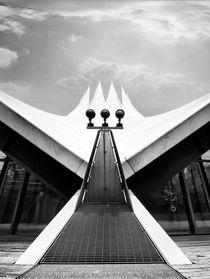 Tempodrom - Berlin von Städtecollagen Lehmann