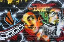 graffiti creator  by Städtecollagen Lehmann