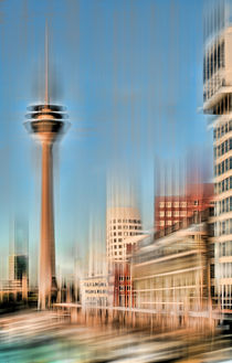 Typisch Düsseldorf  by annette nettesart